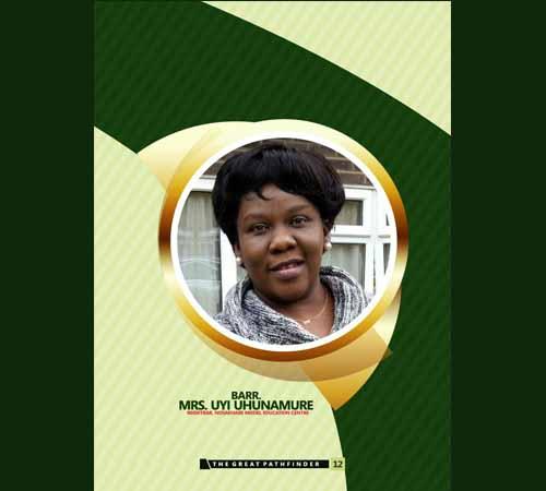 Barr. Mrs. Uyi Uhunamure