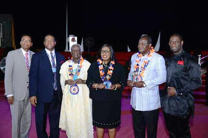 PAPA's Award