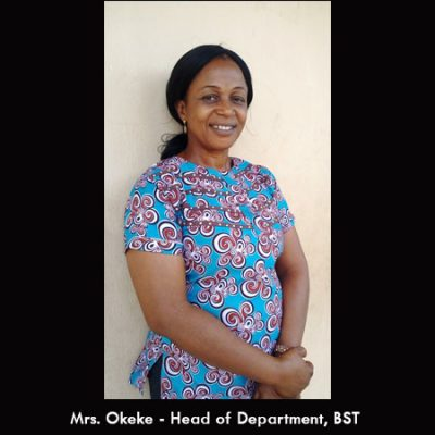 Mrs. Okeke
