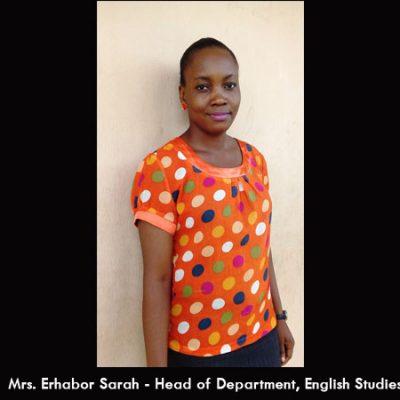 Erhabor Sarah