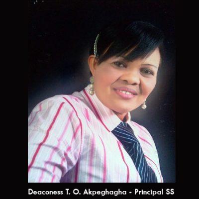 Deaconess T. O. Akpeghagha