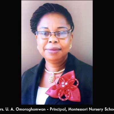 Mrs. U. A. Omoroghomwan