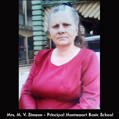 Mrs. M. V. Simeon