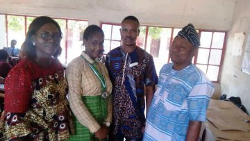 Nigeria Mathematics and Sciences Competition Olympiads